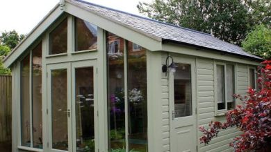 Photo of How Garden Buildings Help People Working from Home