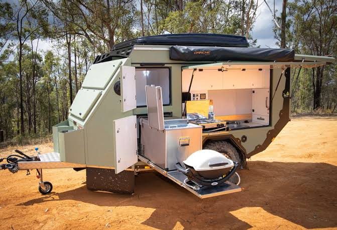 Photo of Unbelievable variety of camper trailers available in the market!