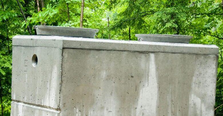 Photo of Concrete Vs. Plastic Septic Tanks