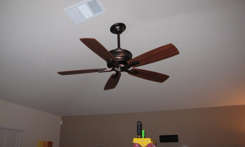 Photo of Various Benefits of Ceiling Fans