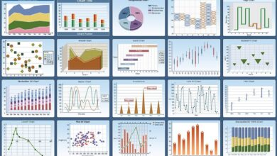 Photo of What is the role of using the charts and templates in the presentation?