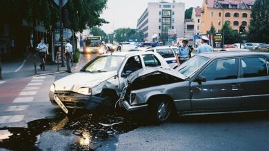 Photo of Mistakes to avoid after a car accident in Washington