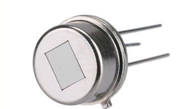 Photo of Types of Pyroelectric IR Detectors