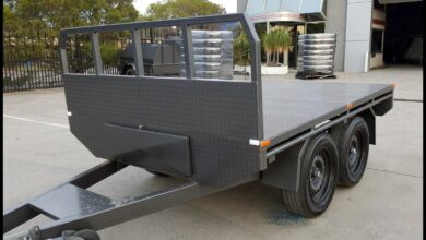 Photo of Taking a Look at Some of the Most Popular Types of Trailers in Melbourne