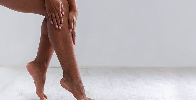 Photo of What Causes Leg Discoloration?